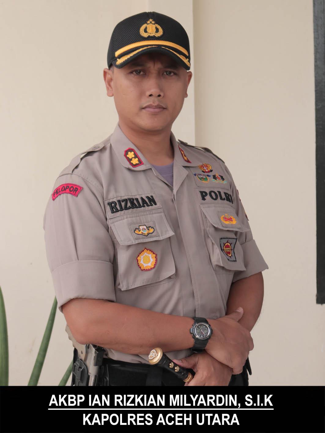 Kapolres Aceh Utara