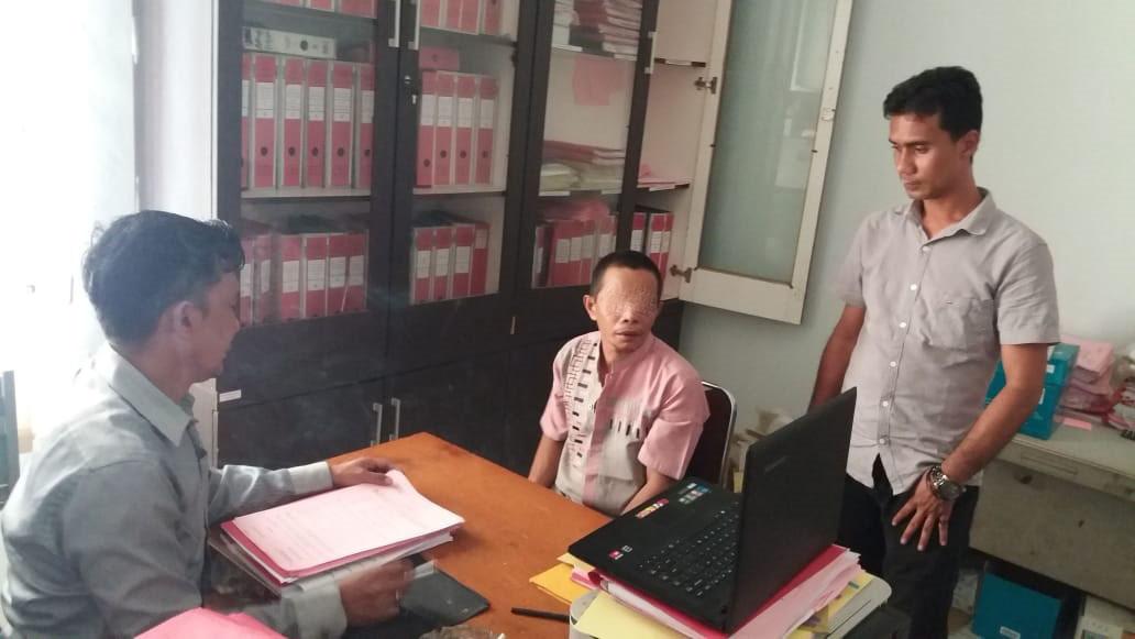 Berkas Sudah P21, Kasus Keuchik Palsukan Tanda Tangan Dilimpahkan ke Jaksa
