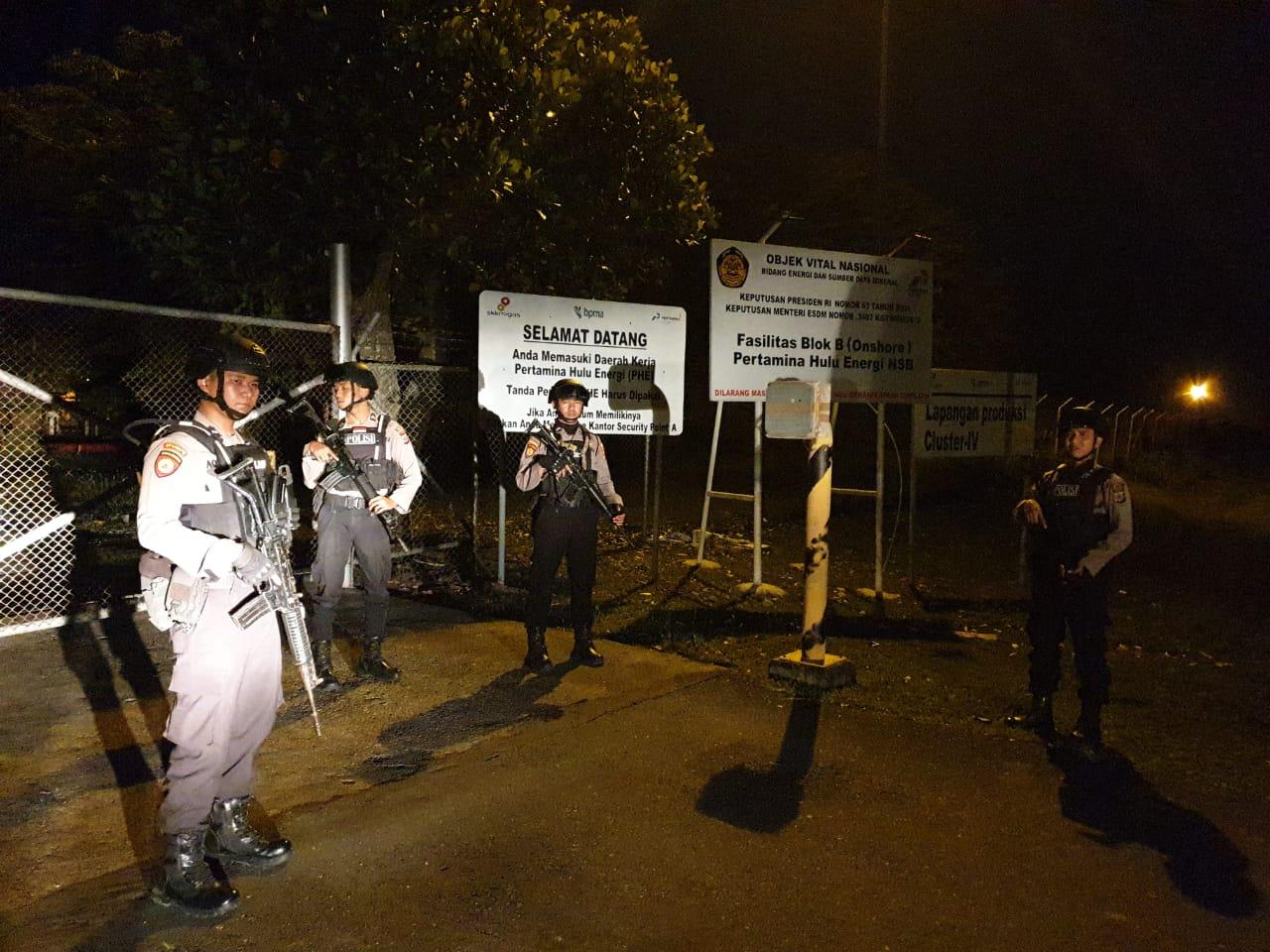 Polres Aceh Utara Tingkatkan Patroli Selama Ramadhan, Ini Alasannya