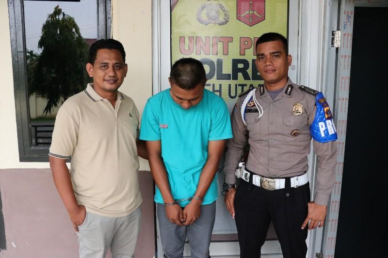 Terpengaruh Film Porno, Pria 19 tahun di Aceh Utara Cabuli Familinya