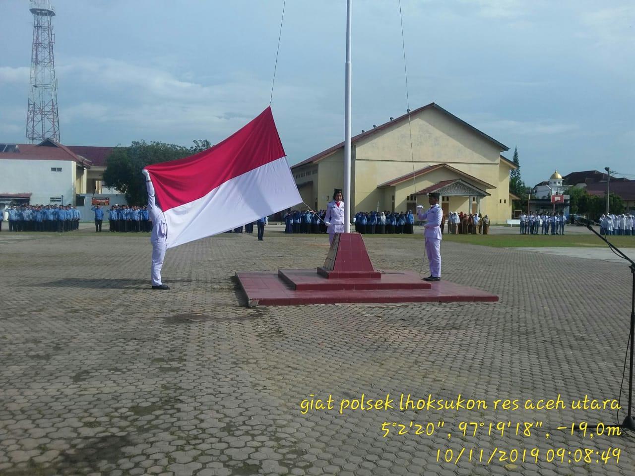 """Peringatan Hari Pahlawan di Lhoksukon, """"Aku Pahlawan Masa Kini"""""""