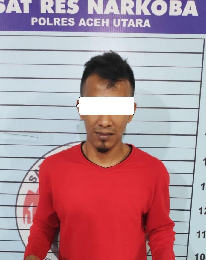 Meresahkan Masyarakat, Polisi Tangkap Pemuda Diduga Penjual Sabu di Aron