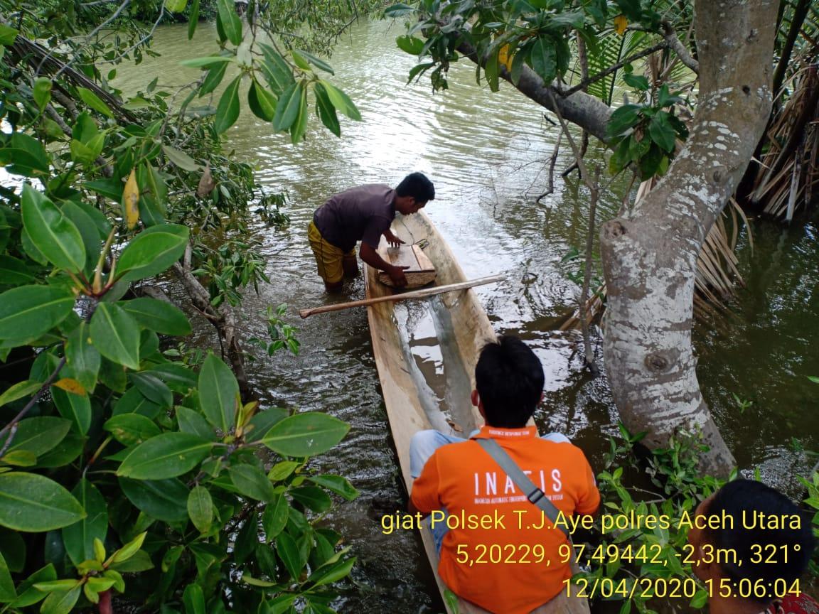 Terjatuh ke Sungai, PNS di Tanah Jambo Aye meninggal Dunia