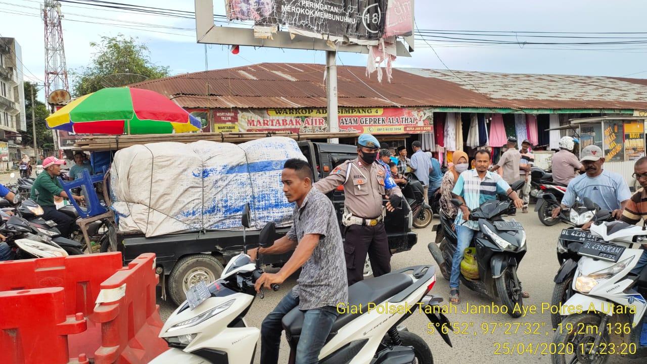 Foto : Kota Panton Labu Macet Jelang Waktu Berbuka Puasa