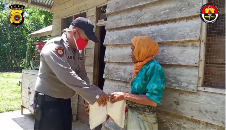 Video : Aksi Polsek Tanah Luas Peringati Hari Lahir Pancasila Edisi Kedua