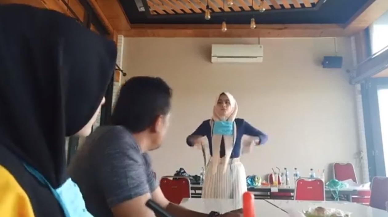 Video : Cinta Masker Season 2 Produksi Polsek Tanah Luas