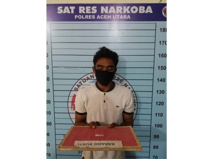 Bawa Sabu, Pria Ini Ditangkap Polisi Saat Hendak Beli Rokok