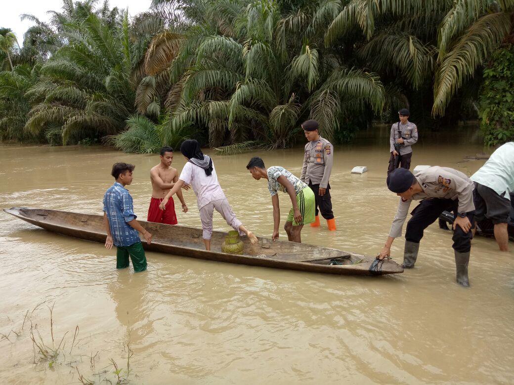 33 Desa di Aceh Utara Direndam Banjir Lagi