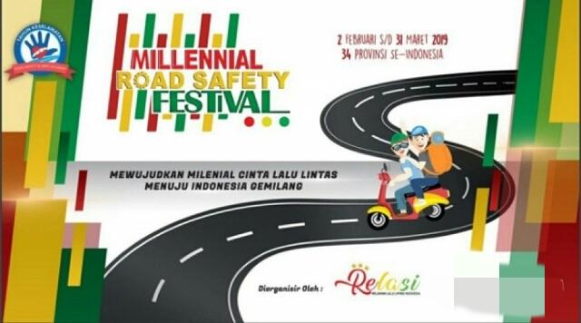 Polres Aceh Utara akan Gelar 'Millennial Road Safety Festival'