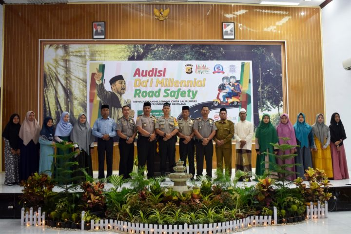 Kapolres Aceh Utara Buka Audisi Da'i Millennial