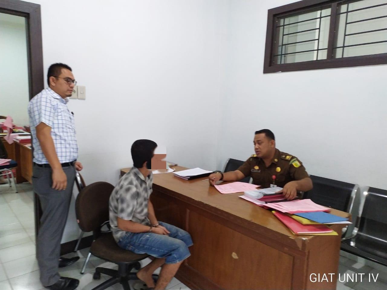 Sebar Foto Bugil Pacar ke Medsos, Pemuda Asal Tanah Jambo Aye Masuk Bui