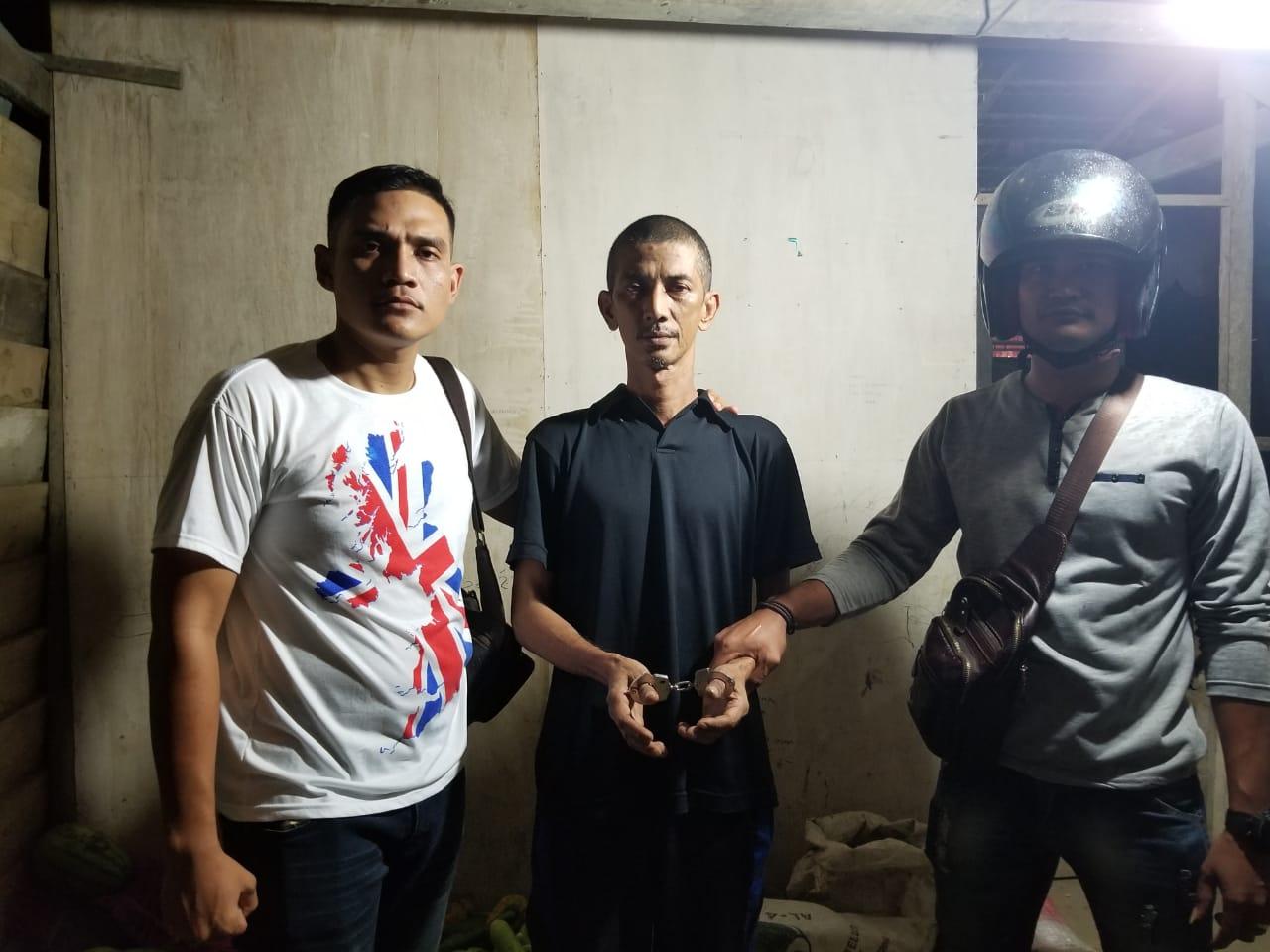 Dua Napi Kabur Menyerahkan diri ke Polres