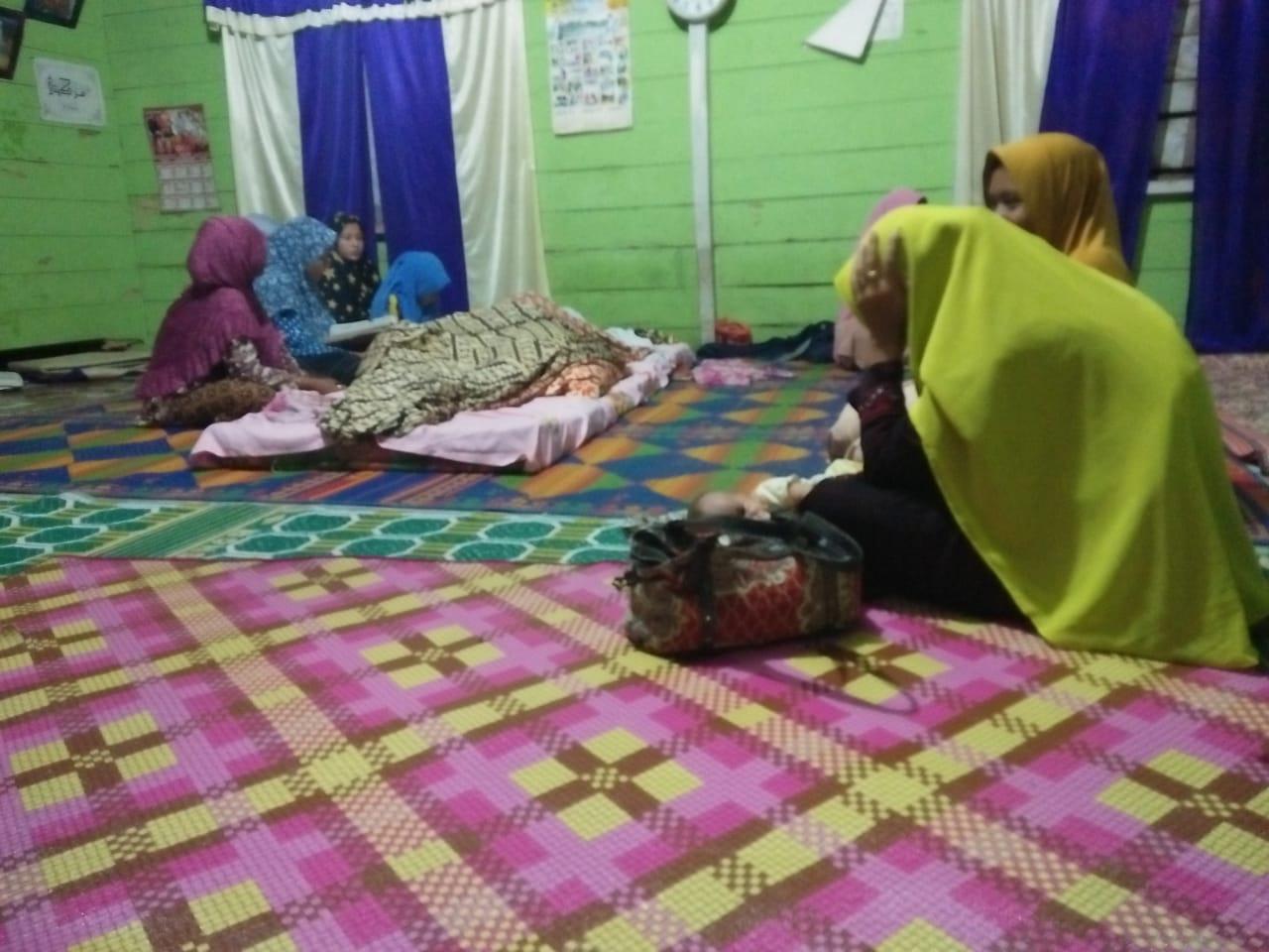 Hendak Antar Anak ke Dayah, Ibu Meninggal Dunia Tersembar Petir