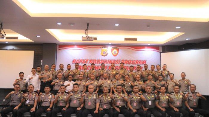 Kasat Sabhara Ikuti Rakor Program Quick Wins Penertiban Organisasi Radikal dan Anti Pancasila
