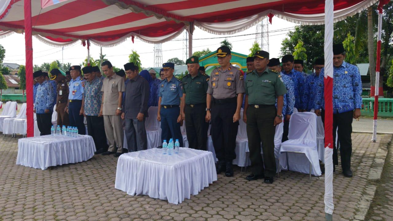 Peringatan Hari Bela Negara ke-71 di Aceh Utara