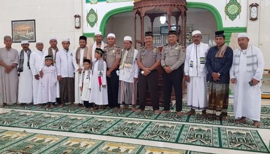 Polres Aceh Utara Ajak Jamaah Safari Subuh Tangkal Paham Radikalisme dan Terorisme