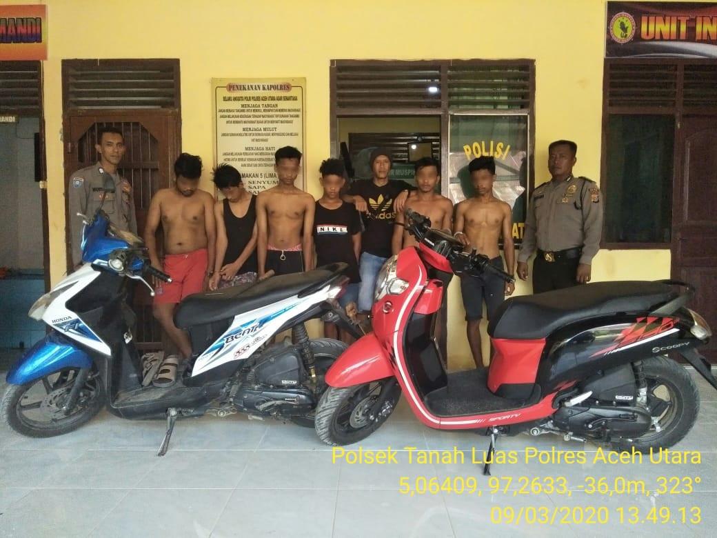 Tiga Buronan Pencuri Kambing Ditangkap, Lengkap Sudah Enam Tersangka