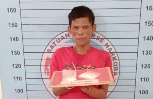 Penjual Sabu Ditangkap Sedang Tunggu Pembeli di Pekarangan Masjid