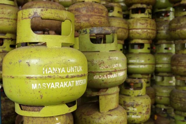 Polisi Selidiki Pencurian Tabung Gas di Tanah Jambo Aye