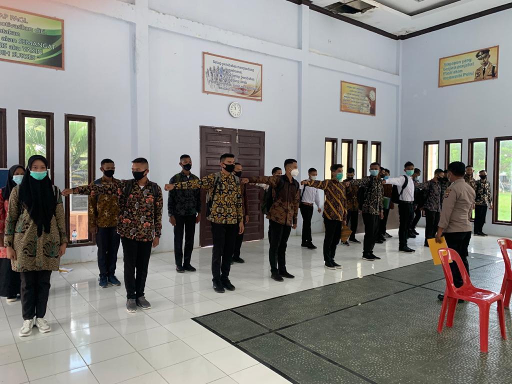 Animo Pendaftar Penerimaan Polri di Polres Aceh Utara Masih Rendah