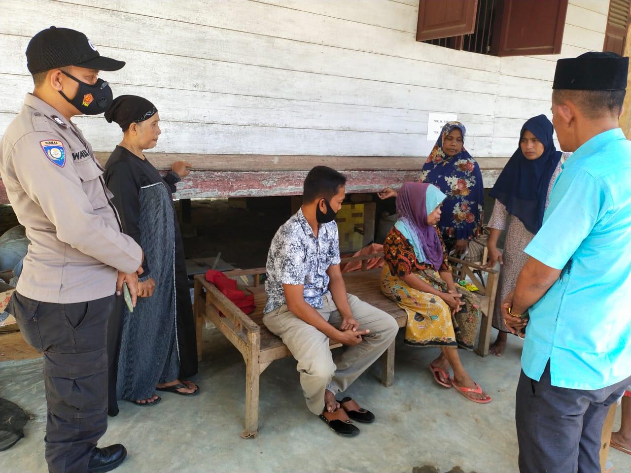 IRT di Tanah Jambo Aye Jadi Korban Hipnotis, Gelang Emas Senilai Rp25 Juta Raib