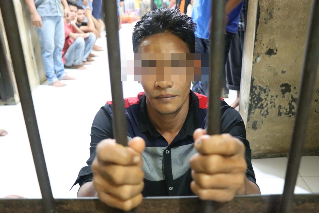 Pelaku Pemerkosaan Diamankan, Tidak Kuat Menahan Hasrat Karena Minum Obat Kuat