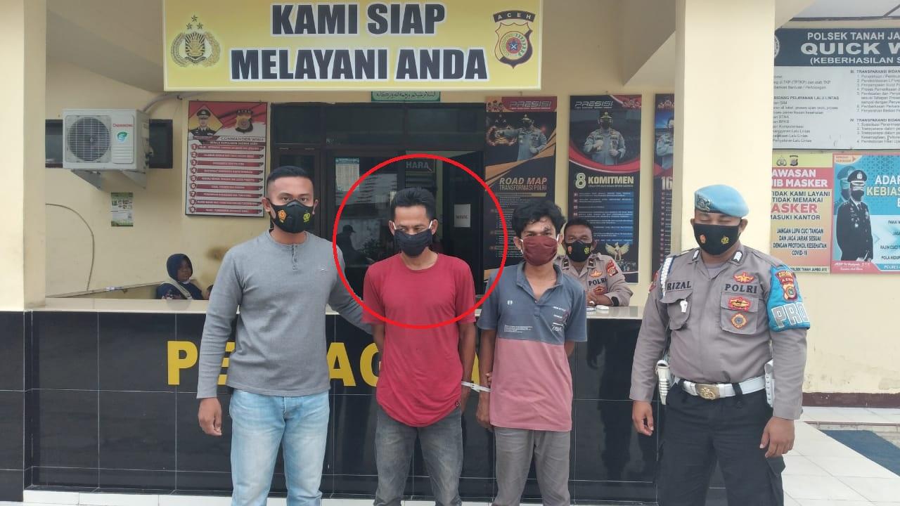 Satu Pelaku Begal di Aceh Utara Ternyata Napi Lapas Yang Melarikan Diri